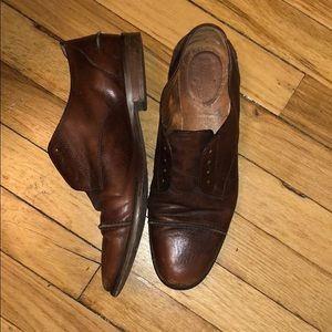 Madewell Women's Oxford Size 8